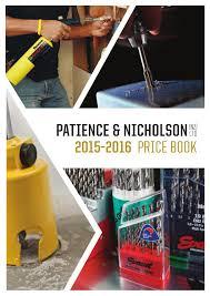 p u0026n product catalogue 2015 2016 by patience u0026 nicholson nz ltd p u0026n product catalogue 2015 2016 by patience u0026 nicholson nz ltd issuu