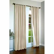 Pinch Pleat Curtains For Sliding by Door Curtain Panels Window Coverings Patio Fabric Window Sheer