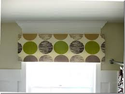 Making A Valance Window Treatment Quick And Easy No Sew Window Valance In My Own Style