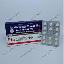 Obat Hct jual aricept evess 10 mg obat kepikunan alzheimer tara healthy