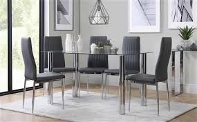 glass dining room tables and chairs glass dining table chairs glass dining sets furniture choice