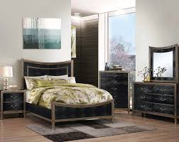 American Freight Textured Two Tone Simmons Bedroom Suite San Juan Bedroom Set