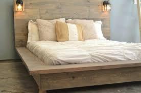 Distressed Wood Headboard Headboard Wood Interesting Distressed Bed Frame Distressed