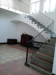Iron Grill Design For Stairs Stairs Grill Design With Glass Stair Railing Simple Design Home