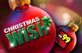 christmas wish christmas wish wnor fm99