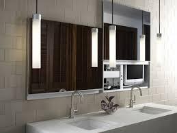 opulent design large mirrored bathroom cabinet draco grey avola