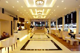 luxurious modern hotel lobby design ideas with really cool