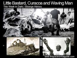 little curacoa and waving man the paranormal guide
