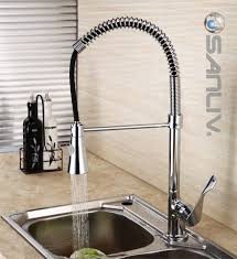 new kitchen faucet single handle kitchen faucet with pullout spray pullout