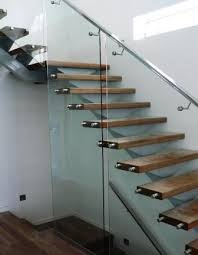 Glass Stair Handrail 40 Best Glass Stair Railing Systems Images On Pinterest Stairs