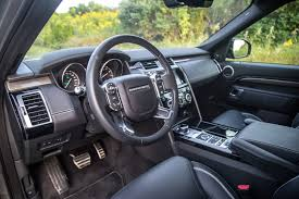 land rover discovery 2016 interior review 2017 land rover discovery hse si6 canadian auto review