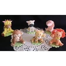 jungle cake topper safari baby shower cake topper girly jungle