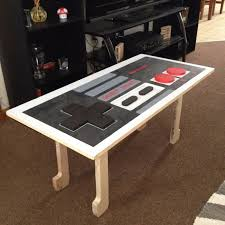 Repurpose Upcycle - nes coffee table made from recycled materials handmade repurpose