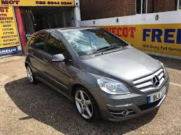 2011 mercedes b160 blueefficiency sport manual 1 owner service