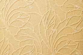 Beautiful Wallpaper With Floral Design Stock Photo Picture And - Wallpapers designs for walls