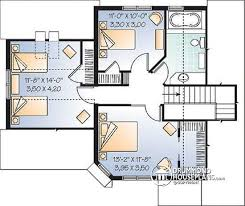 house plans with large bedrooms house plan w2691 detail from drummondhouseplans com