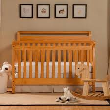 Davinci Kalani 4 In 1 Convertible Crib by Davinci Emily 4 In 1 Convertible Crib Honey Oak Toys