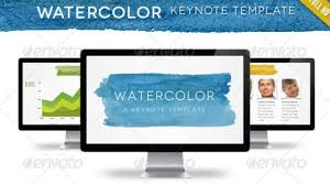 advertising template free watercolor keynote template free youtube watercolor keynote template free