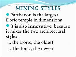 parthenon and golden ratio