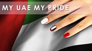 Colors Of Uae Flag 29 Uae National Day Nail Art Ideas For Girls Latest