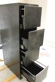 painting metal file cabinets file cabinet makeover design improvised