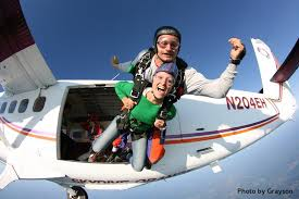 skydiving in va and washington dc area skydive orange