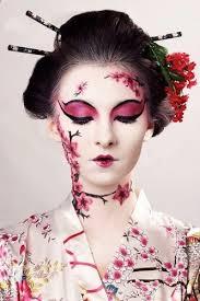 Geisha Hairstyles The 25 Best Geisha Makeup Ideas On Pinterest Geisha Costume