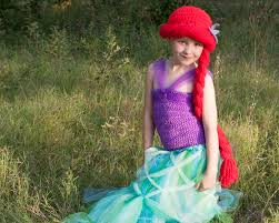 little mermaid halloween costume for adults ariel hat little mermaid child baby ariel costume ariel