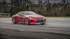 new lexus hybrid coupe 2018 lexus lc500 we drive lexus u0027 latest luxury coupe