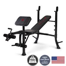 marcy workout bench bench decoration