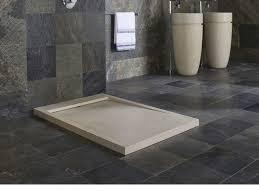 Bathroom Shower Pans Rectangular Shower Base Essence Lantic With Regard