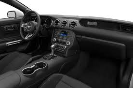 2011 Mustang V6 Interior New 2017 Ford Mustang Price Photos Reviews Safety Ratings