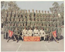 1963 mcrd san diego platoon 351 usmc pinterest