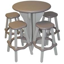 The Home Depot Patio Furniture - hanover bistro sets patio dining furniture the home depot