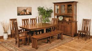 furniture custom dining room table chairs by old farm amish