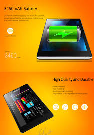 white 2 rom android lenovo tab 2 a7 30 android 4 4 phablet white 1gb ram 16gb rom