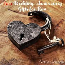 6th wedding anniversary gift ideas traditional 6th wedding anniversary gifts for him iron gift