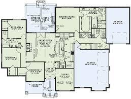 baby nursery 4 bedroom 3 5 bath house plans european style house