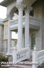 porch columns fiberglass and more