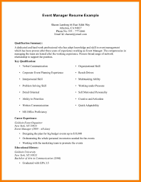 Event Manager Sample Resume by 8 What Is A Resume For Jobs Monthly Budget Forms