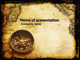 old map powerpoint template 15 free powerpoint templates free