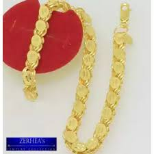cheap gold necklace images Zerhea 39 s damascus bracelet 21k buy sell online bracelets with webp