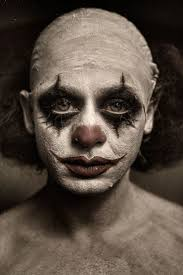Halloween Makeup Clown Faces by 49 Best Clown Images On Pinterest Halloween Ideas Creepy Clown