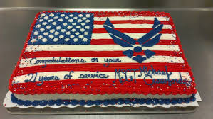 Flag Sheet Cake Squiddly Diddles