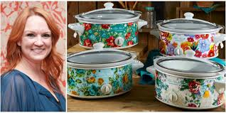 Jessica Mattern by Ree Drummond Just Designed The Prettiest Slow Cookers We U0027ve Ever Seen