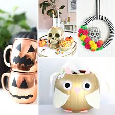 28 halloween crafts to make and the kids crafting and i