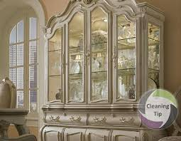 how to arrange a corner china cabinet how to clean a china cabinet in just a few steps by