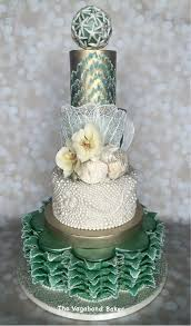 sweet art by lucila miami wedding cake bakers pinterest