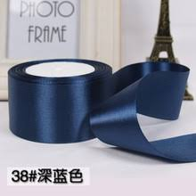 navy blue satin ribbon popular blue satin ribbon 50mm buy cheap blue satin ribbon 50mm