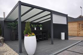 auvent en bois pour terrasse formidable auvent en fer forge pour terrasse 11 pergola toiture